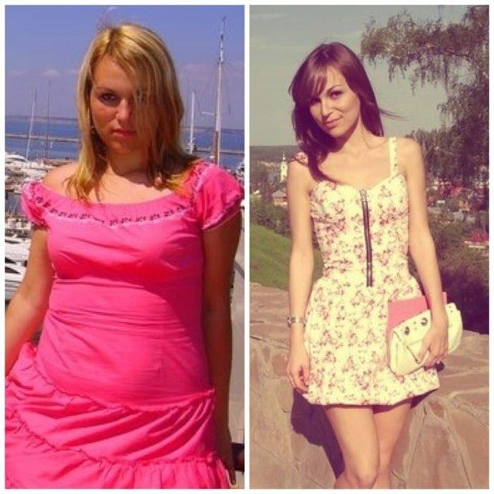 Я похудела благодаря гречке