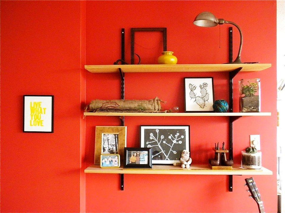 Картинки полочки на стене