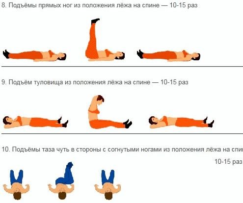 стоит упражнения для похудения мужчина домашних условиях используете браузер Гугл