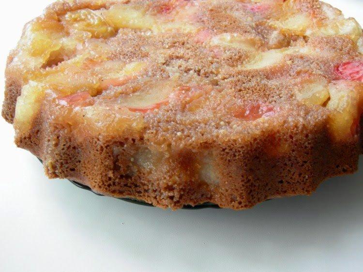 манник с яблоками на сметане рецепт с фото