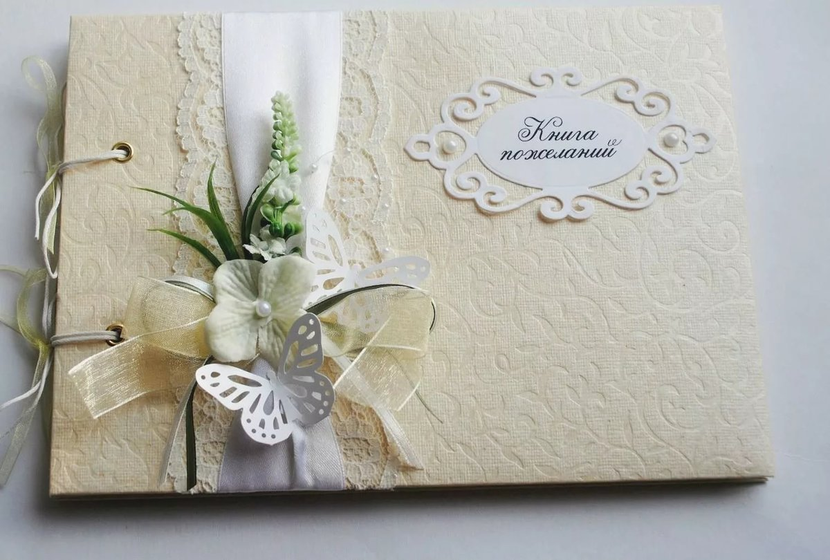 Открытки и папки на свадьбу