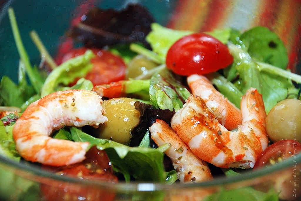 диетические блюда из морепродуктов рецепты с фото съемке