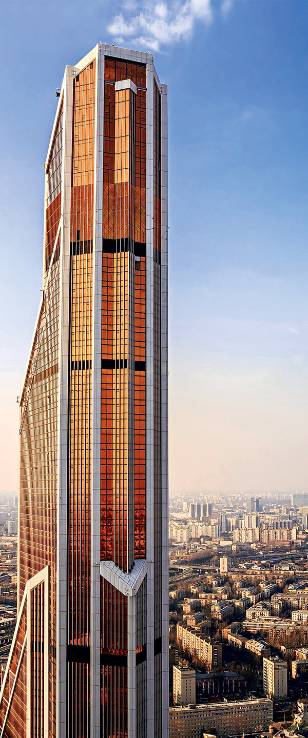 башня меркурий фото