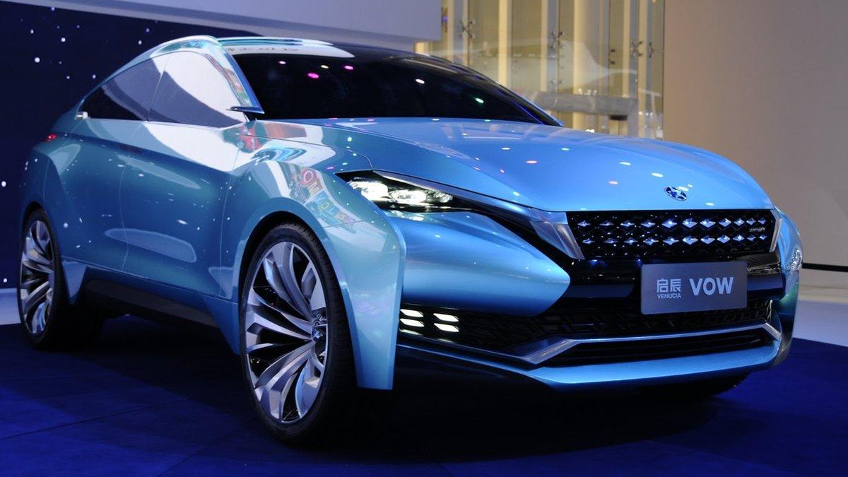 китайские авто цены и фото