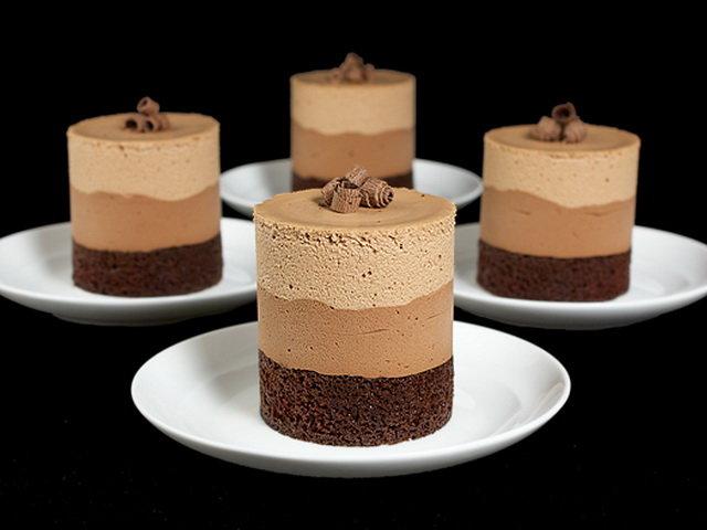 Рецепт без выпечки: как приготовить чизкейк «Три шоколада» по совету Татьяны Литвиновой