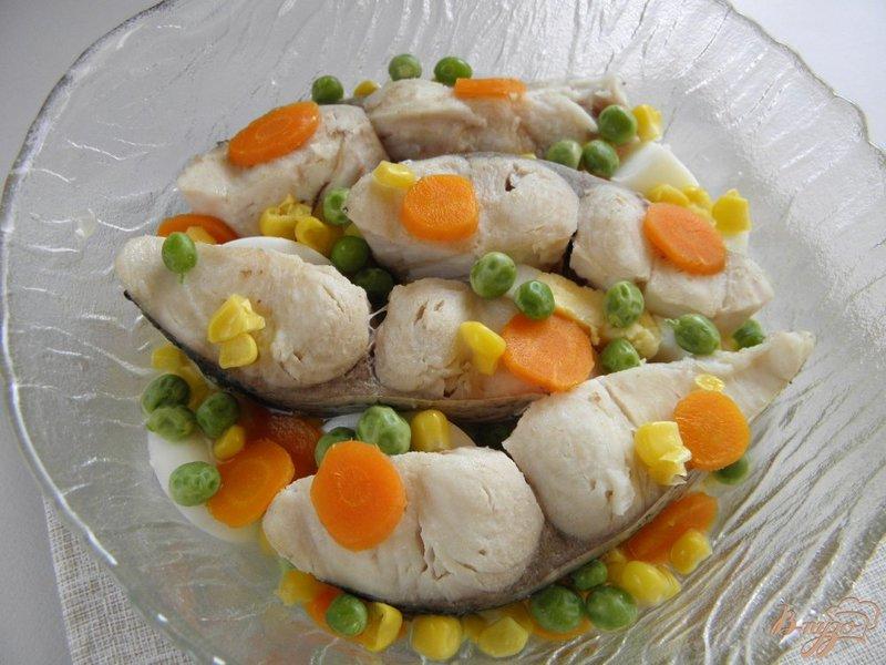 пошаговый рыбы толстолобика с рецепт фото Заливное из