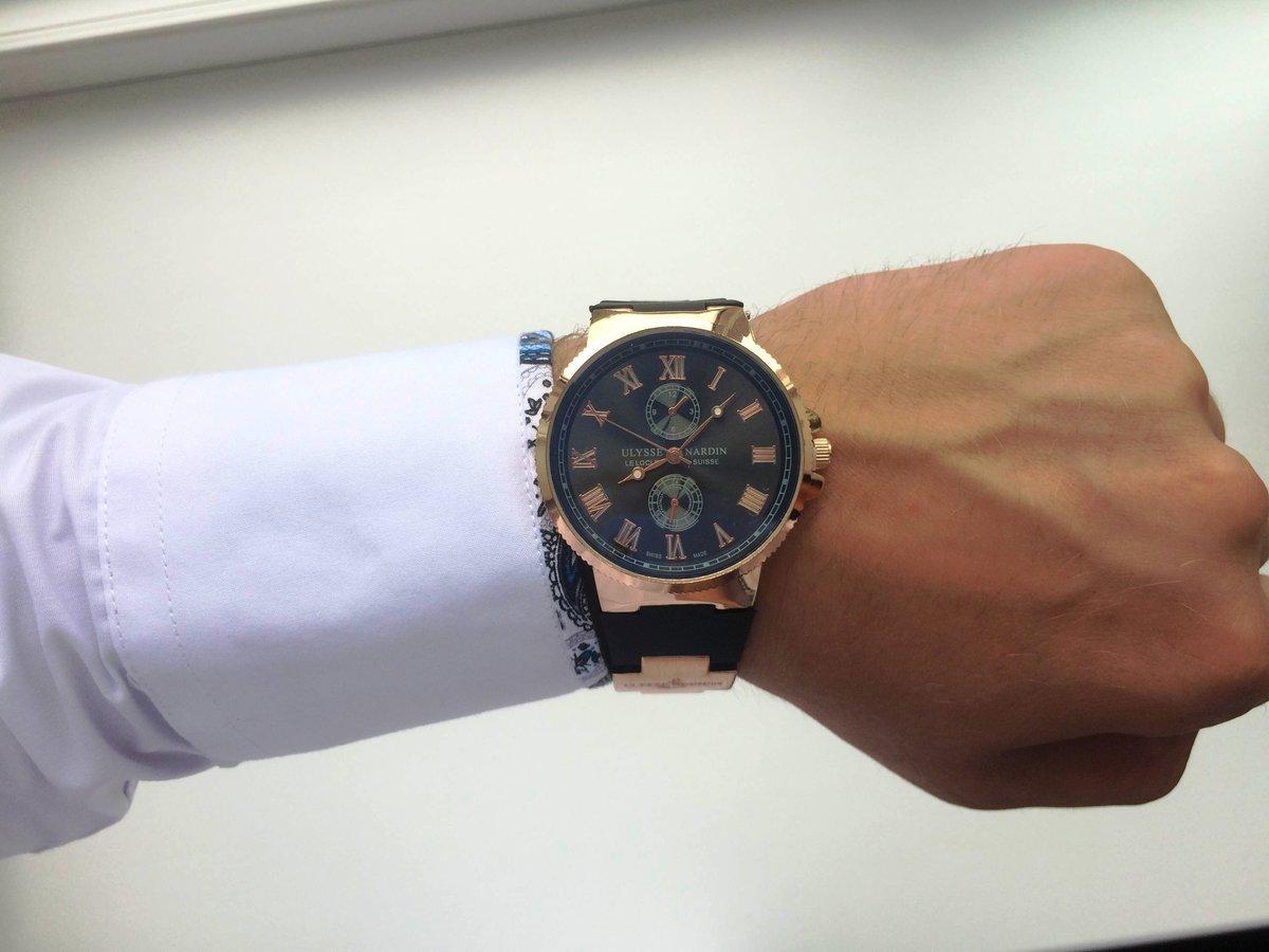 Продаю мужские часы ulysse nardin оригинал.