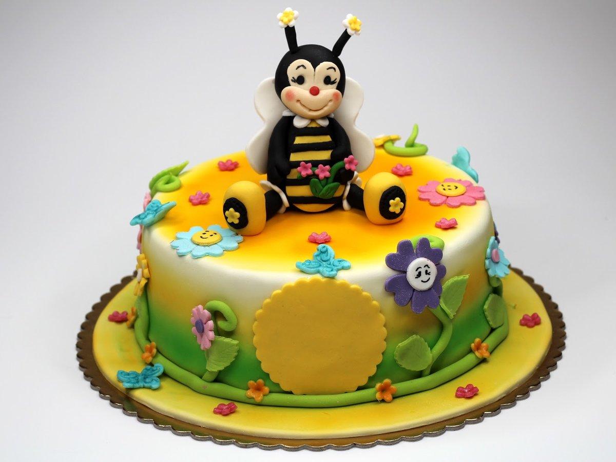 картинки тортиков для малышей размеров