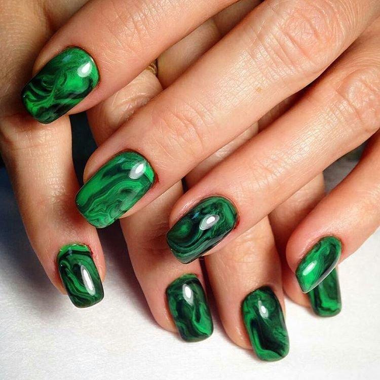 Ногти Красивые Цвета Дизайн Фото