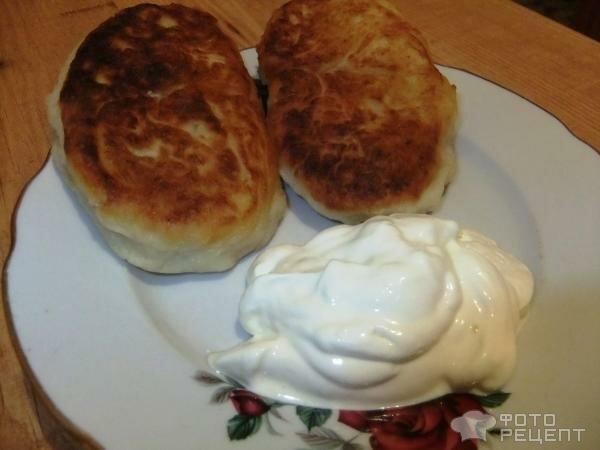 картофельные зразы с грибами и сыром рецепт с фото