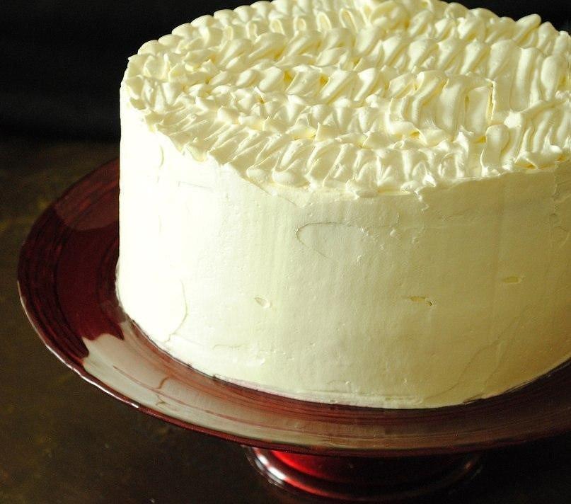 Крем для обмазывания торта рецепт с фото