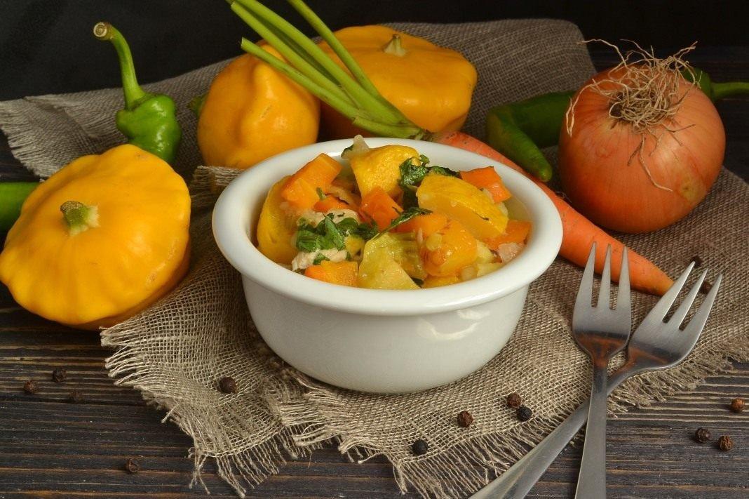 рагу из овощей с картинками для выращивания