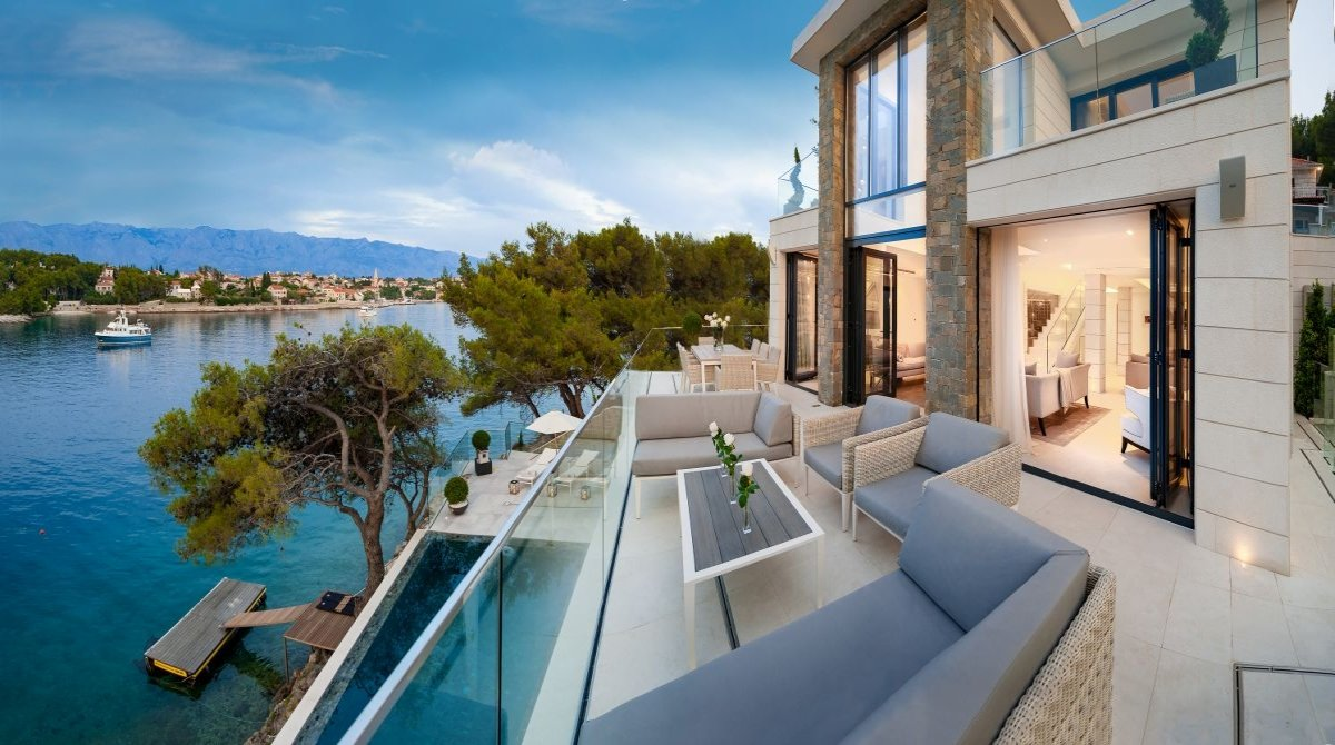 Картинки красивый дом у моря, картинки