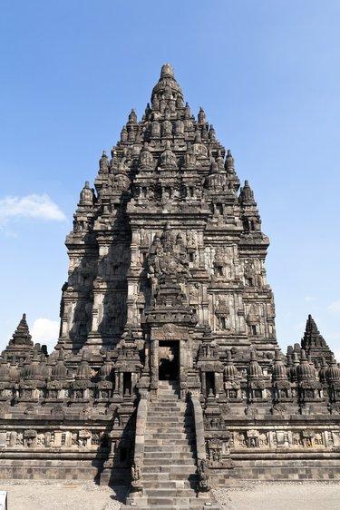 храм шивы прамбанан