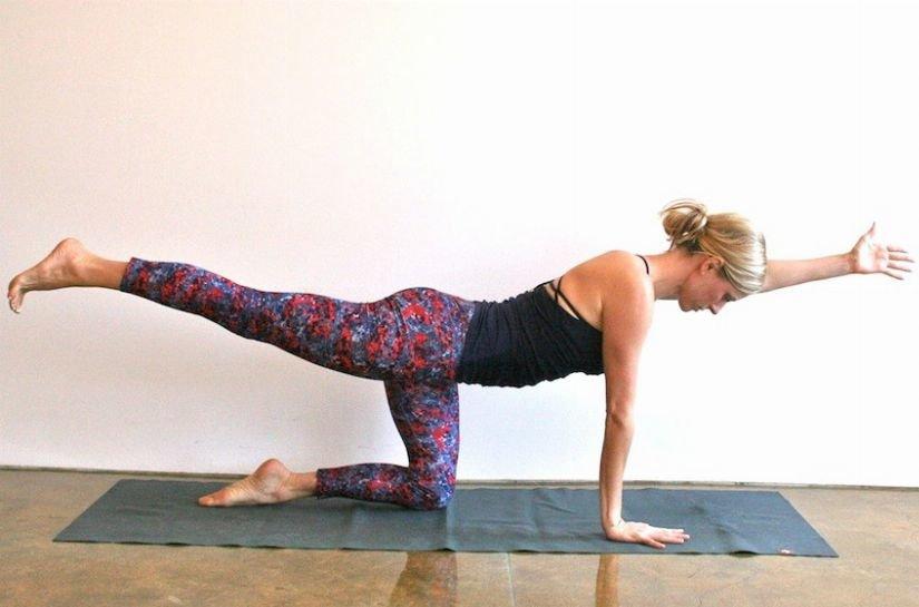 Йога для того чтобы похудеть в ногах