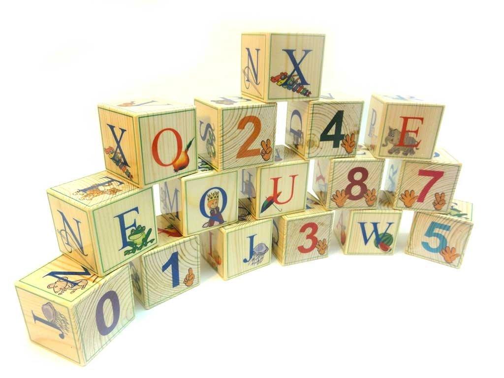 алфавит английский в картинках для кубиков вечер