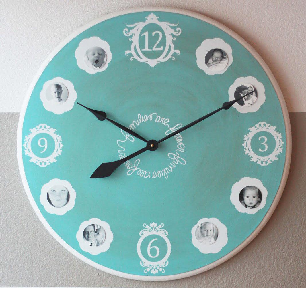 Картинка оформление часов