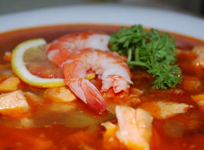 рецепт сборная солянка рыбная рецепт с фото