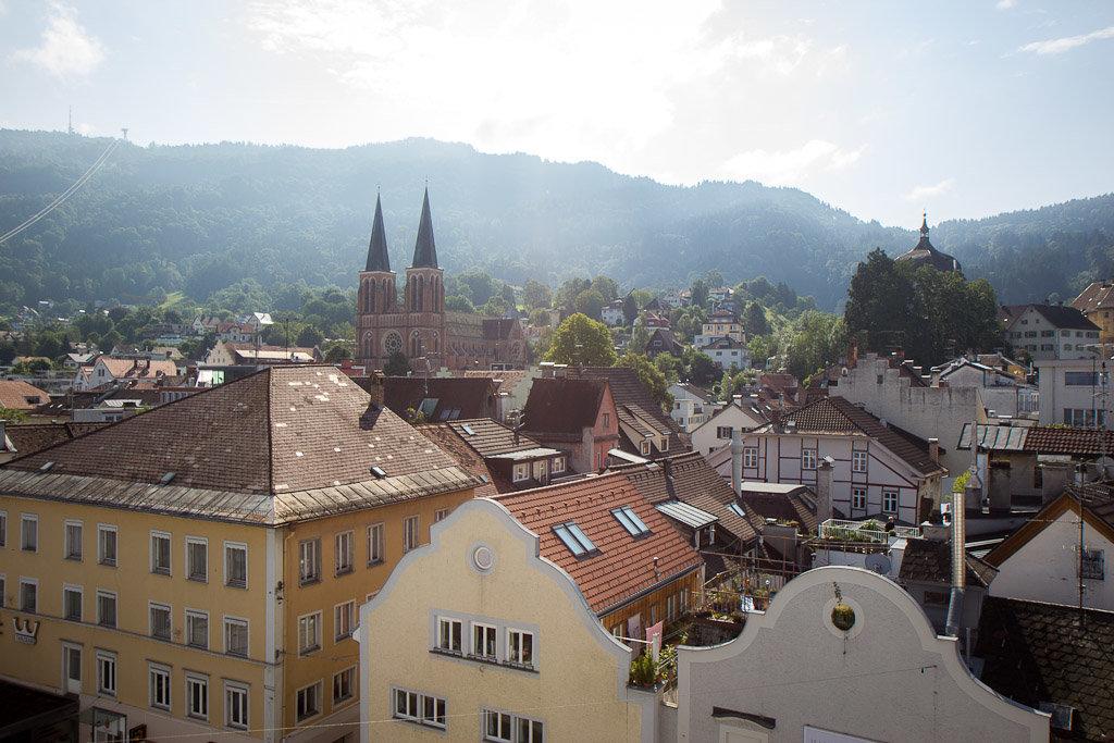 крючком кругу брегенц австрия достопримечательности фото при