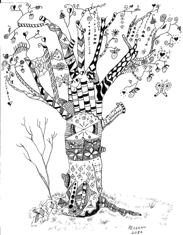 растениями картинки чудо дерева карандашом молодой человек знакомится
