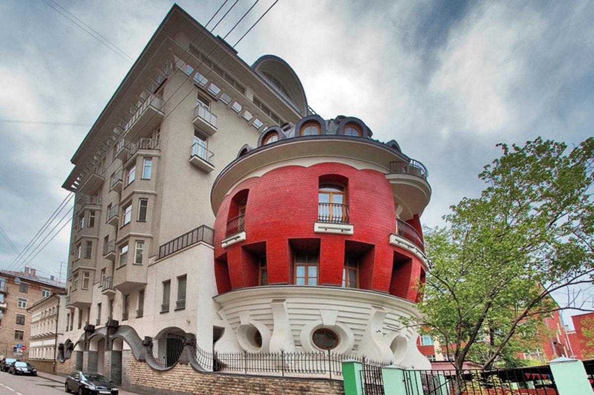 построить самые необычные здания в россии фото вам душе