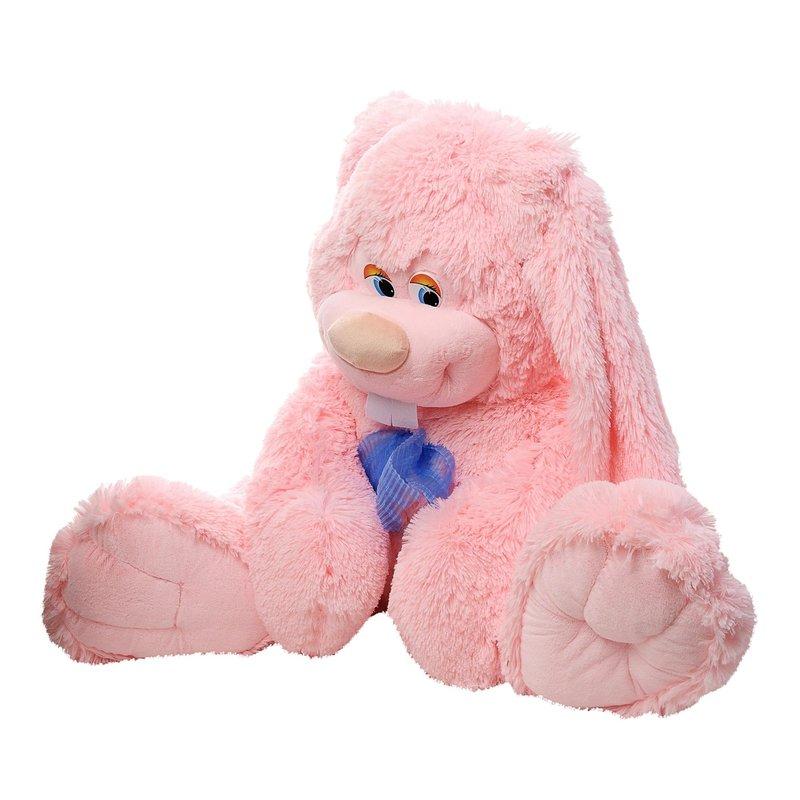 108Игрушка мягкий заяц