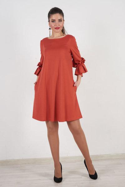 5f48ab2348d ... Длина платья всегда остаётся от мини до чуть выше колен