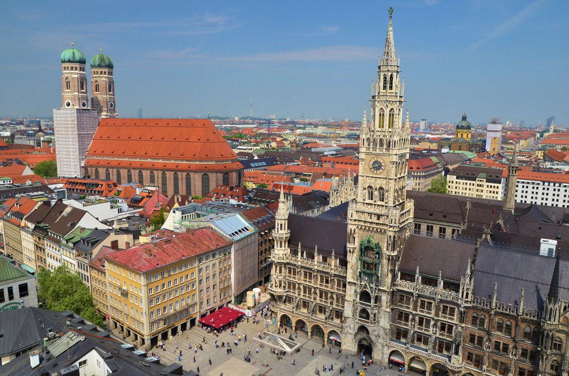Картинки по запросу мюнхен достопримечательности