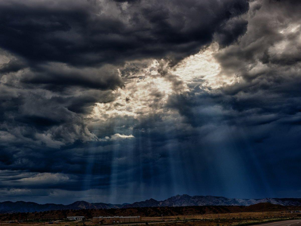 Грозное небо фото