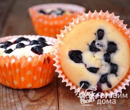 Рецепт Сливочные кексы