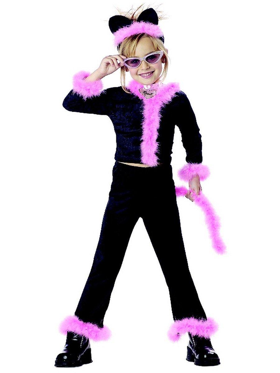 « Детский маскарадный костюм для девочек - черная кошка ... - photo#2