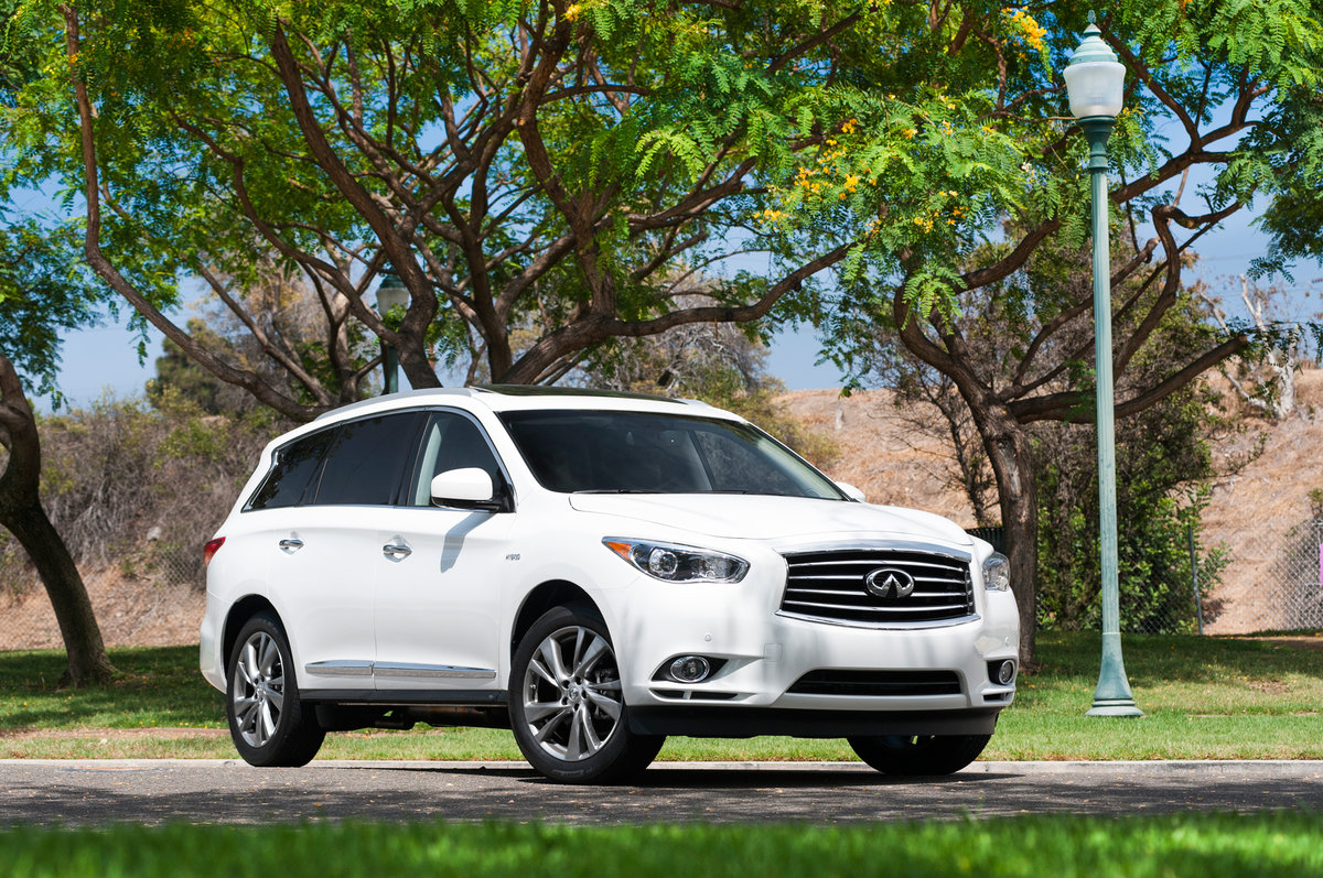 the review best and road test infiniti infinity cars hybrid