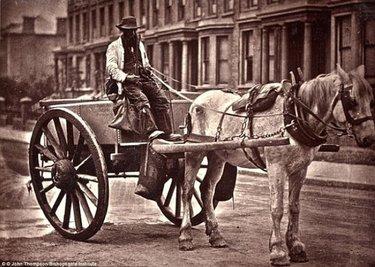 повозки конец 19 века