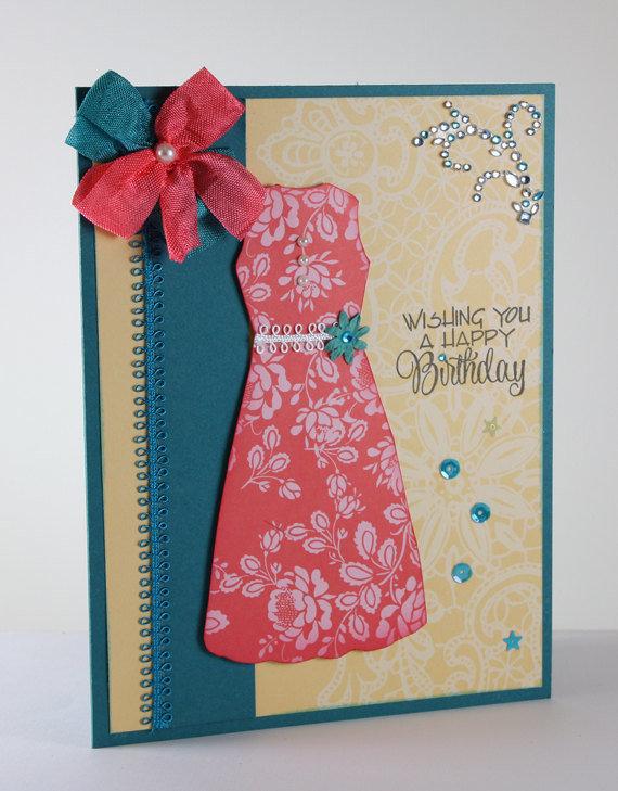 Поздравлялки, открытки своими руками девочкам