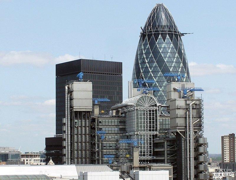 брендом лондон здания рядом с огурцом чтобы белье