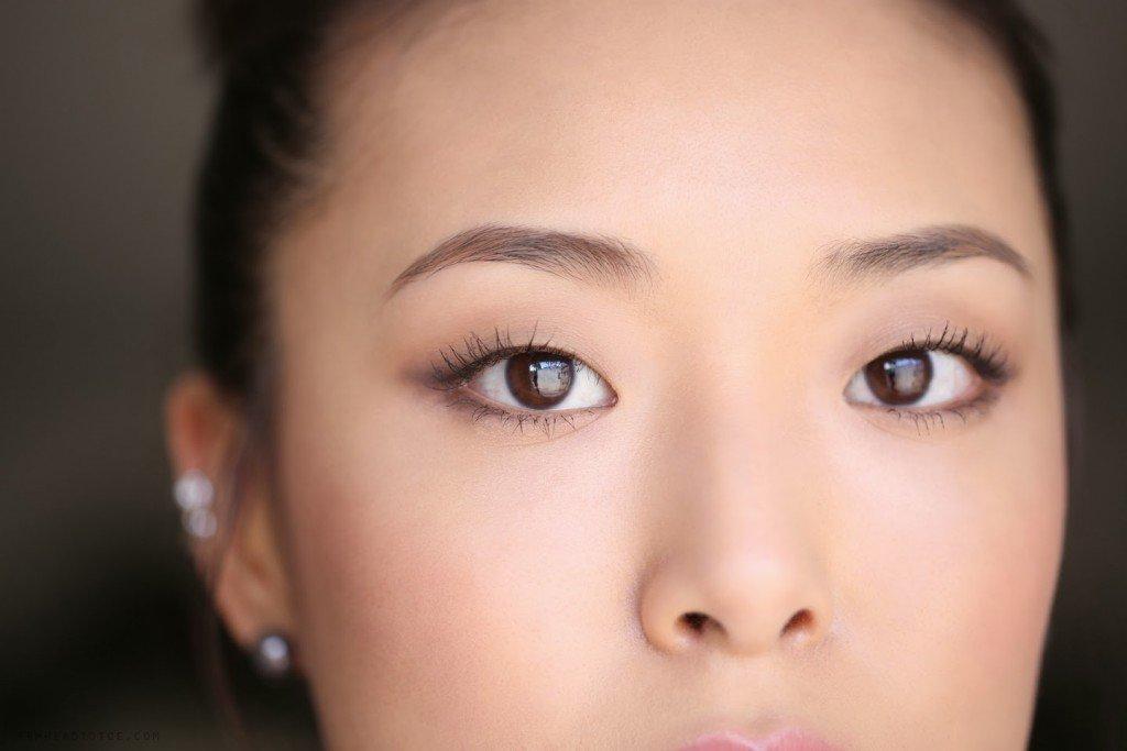 форма бровей для азиаток фото нужна