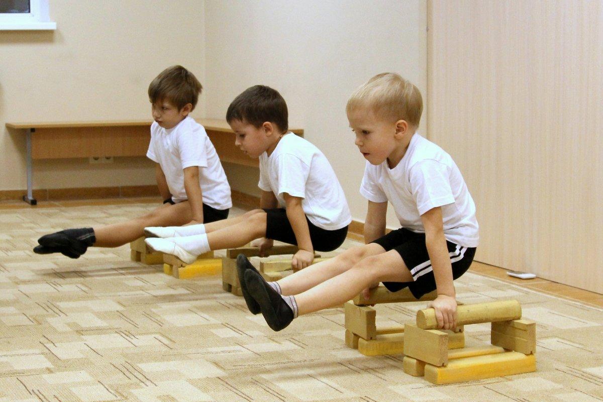 Спортивная секция каратэ — кёкусинкай ( лет).