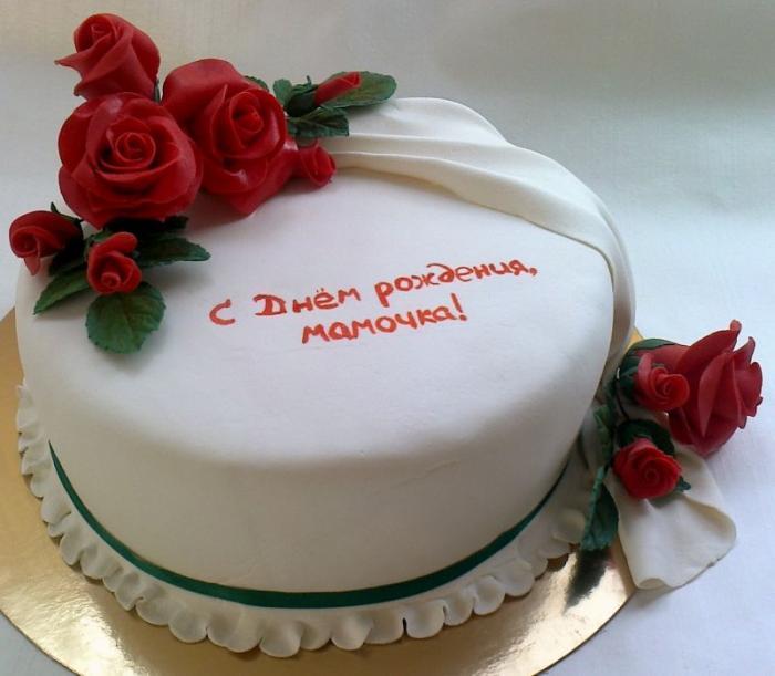 Картинки поздравлений Сергей с днем Торт на день рождения подарок поздравление