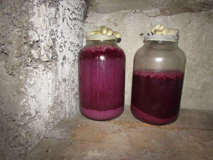О том как приготовить вино из винограда в домашних условиях расскажет видео.