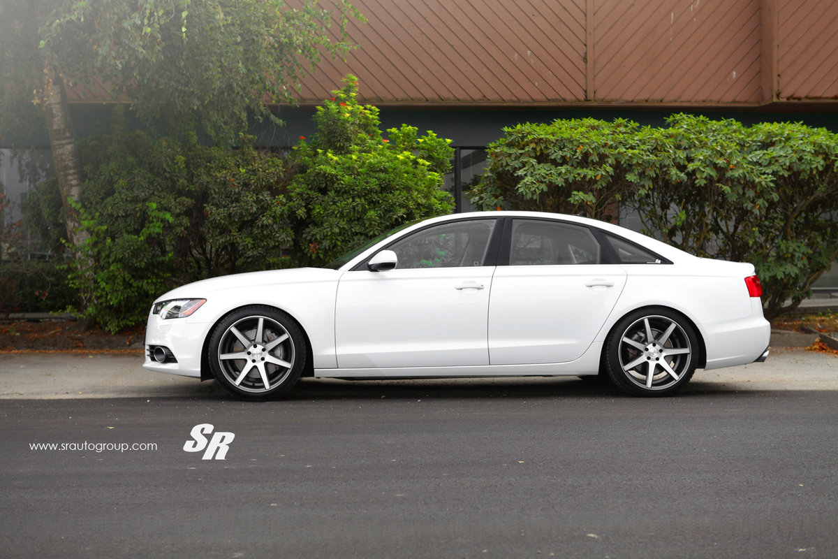 Quot Новая Audi A6 на 20 Quot Card From User Dysp0 In Yandex