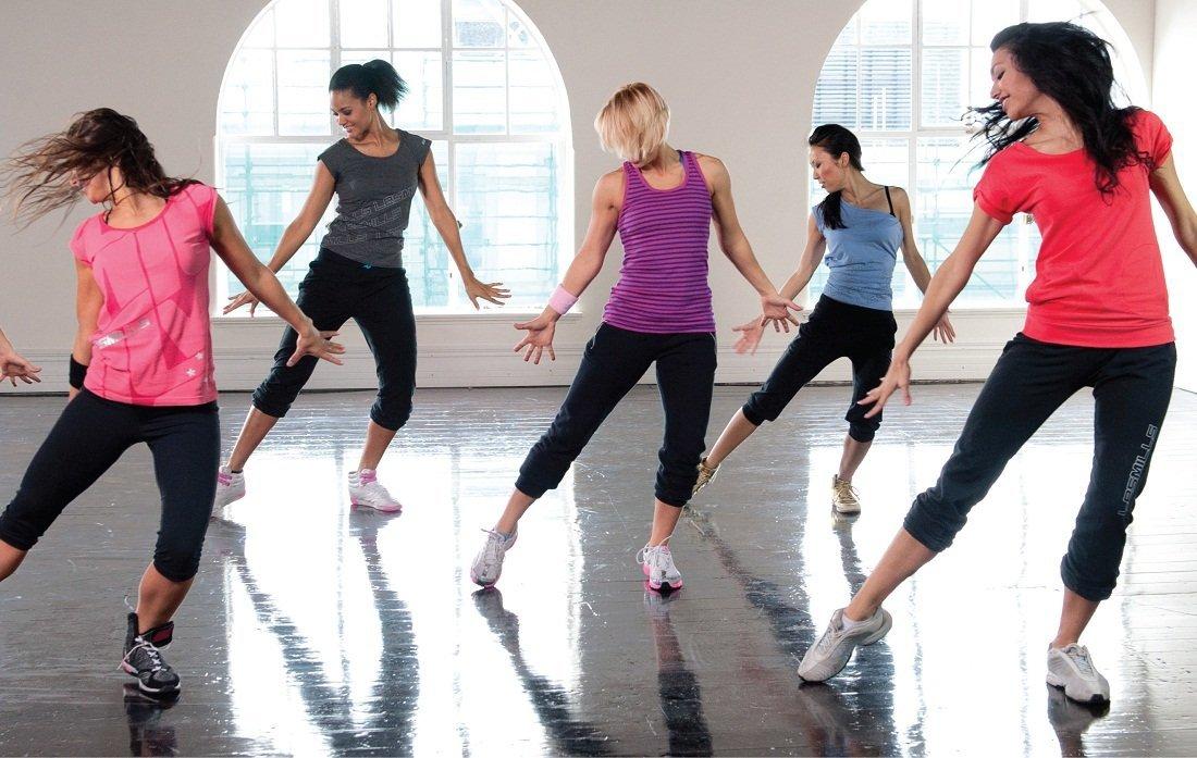 танец ля похудения