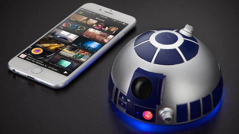 Bluetooth-колонки от Star Wars