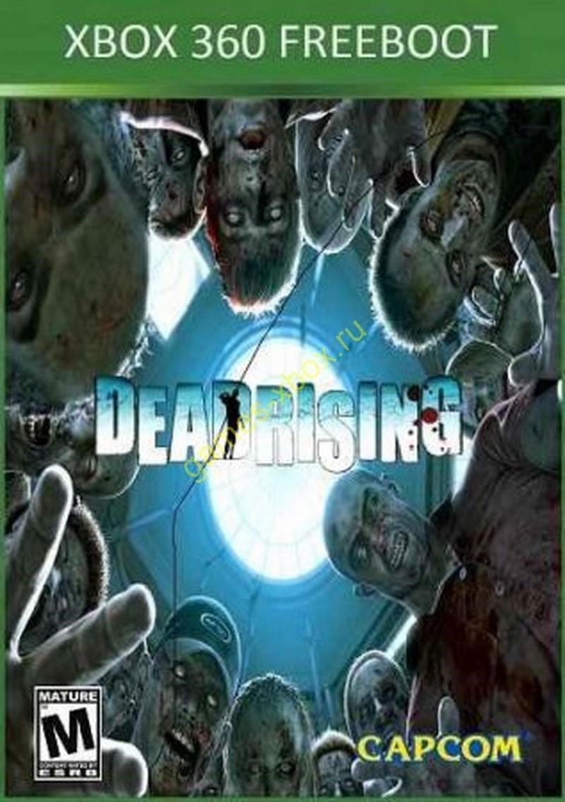Dead rising 3 скачать на xbox 360 freeboot