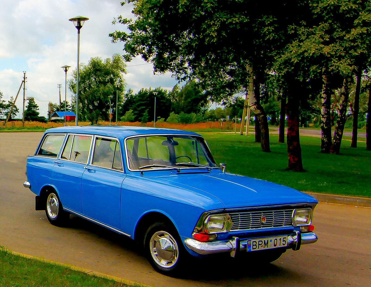 Популярные советские авто фото