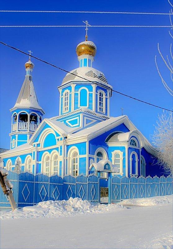 рисунок город братск