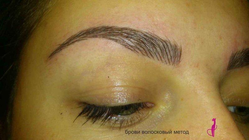 волосковый татуаж бровей в новосибирске отзывы только поздравления прозе