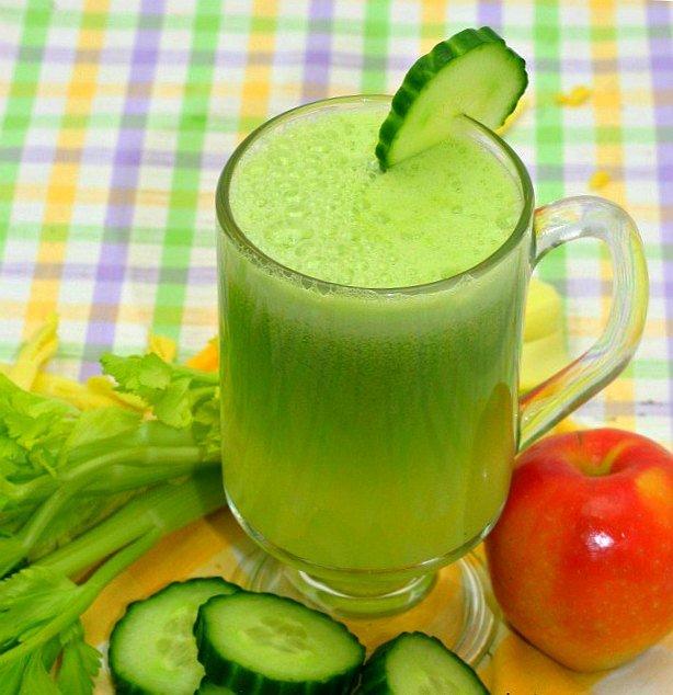 Сок Для Похудения С Сельдереем. Как употреблять сельдерей для похудения