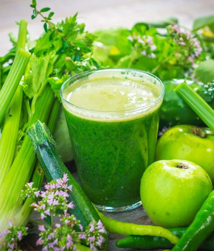 Зеленые яблоки и похудение