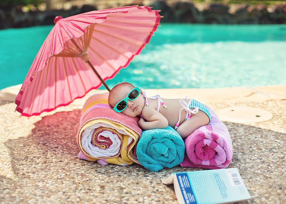 Поздравительная открытка, дети на пляже прикольные картинки
