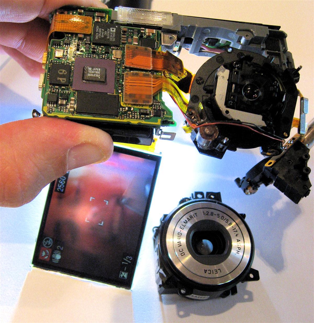 элемент отремонтировать цифровой фотоаппарат цбз сливал